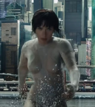 New Ghost in The Shell Behind the Scenes Released