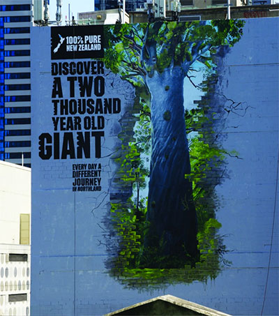 Tane Mahuta Puts Down Roots in Melbourne
