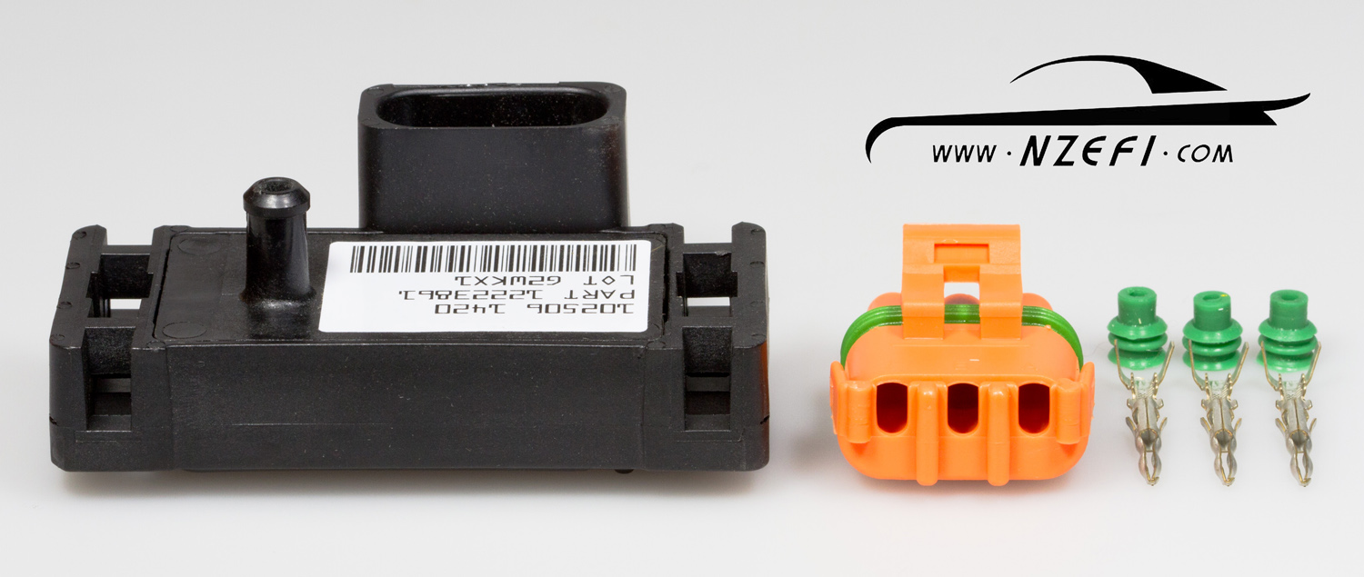 hight resolution of gm 3 bar map sensor