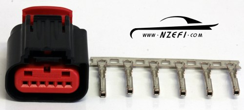 small resolution of ford fg falcon tps connector