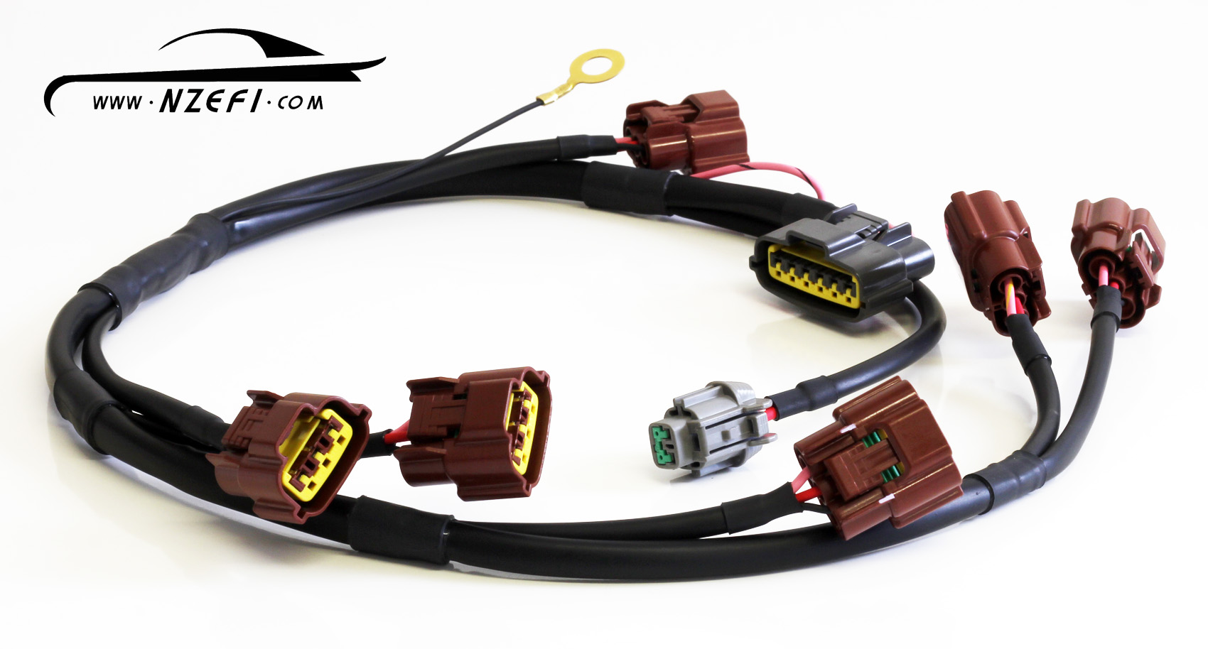 narva 7 pin flat wiring diagram wire two way switch harness nz 17 images