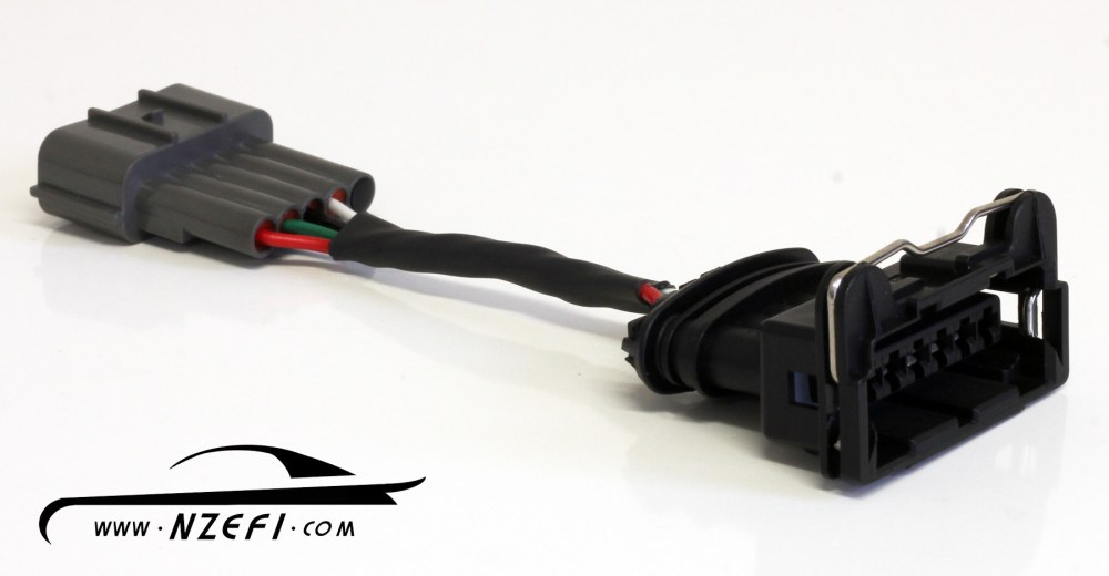 medium resolution of afm adapter harness rb20 rb25 s1 rb26 upgrading to z32 afm nzefi nissan maf wire harness
