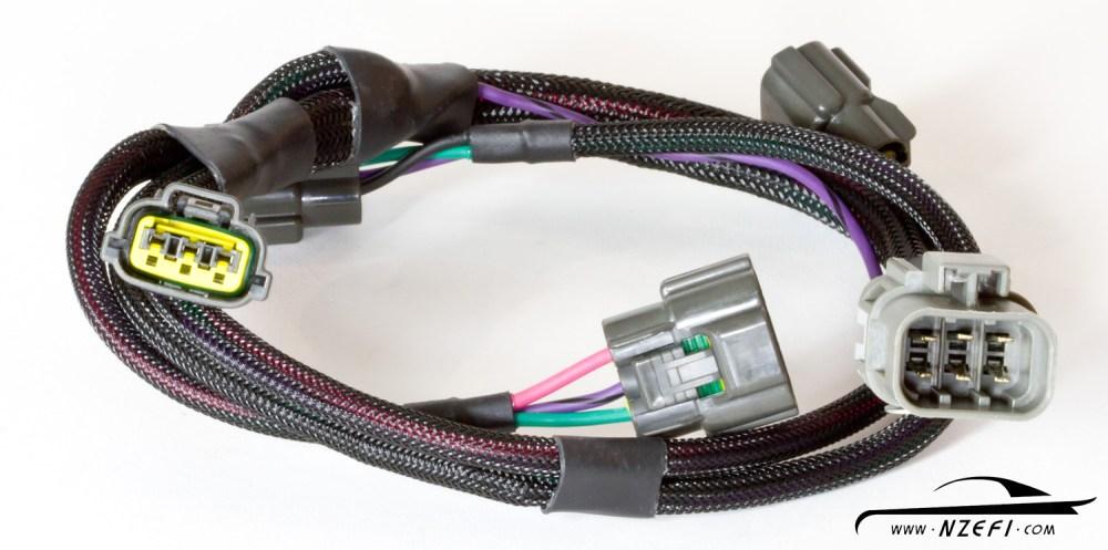 medium resolution of nissan s15 sr20det silvia coil harness