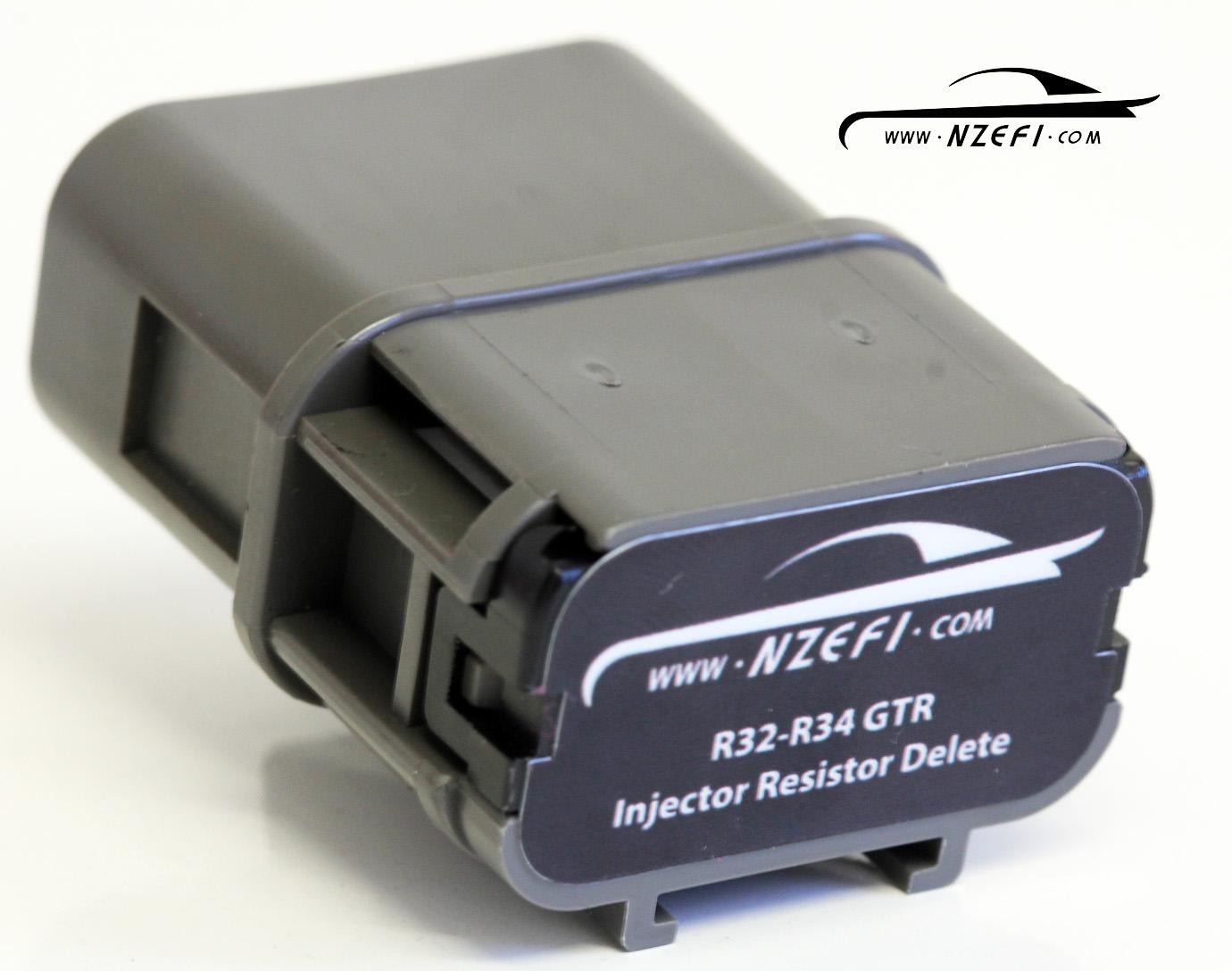 hight resolution of r32 r34 nissan gtr injector ballast resistor delete