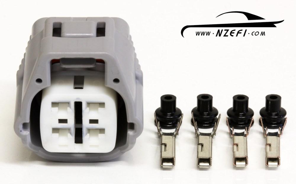 medium resolution of toyota 4 pin electronicthrottle motor connector beams 3sge 1uzfe vvti