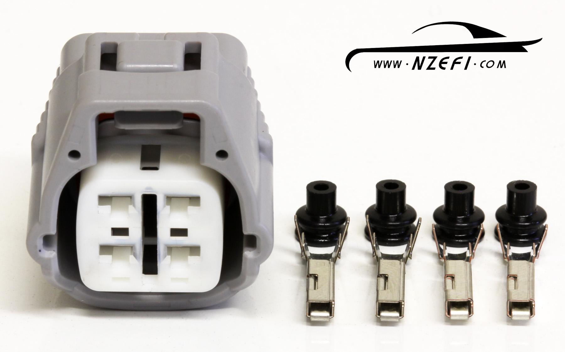 hight resolution of toyota 4 pin electronicthrottle motor connector beams 3sge 1uzfe vvti