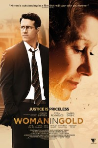 CHRISTCHURCH:  Film Show:  The Woman in Gold @ Northwood Villa Clubrooms | Christchurch | Canterbury | New Zealand