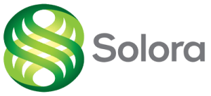 Solora logo, one of NZHG's brands