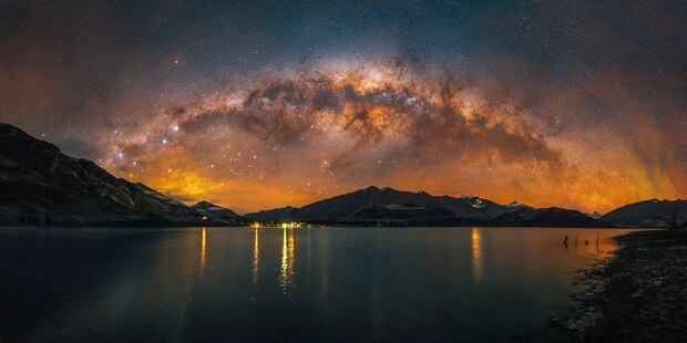 Wilson took this shot in Wanaka. Photo / Paul Wilson Images