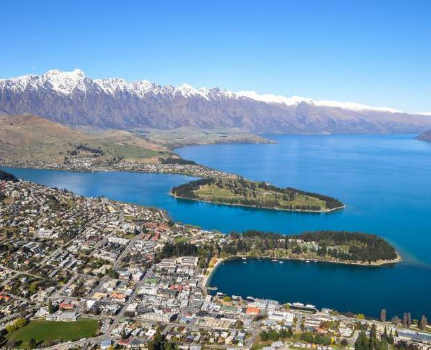 Queenstown holds some of the most beautiful views in the country. Photo / File