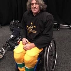 Wheelchair Emirates Swivel Upholstered Chair Paraplegic Athlete S Flight From Hell Airline Forced Passenger To On His Back Brisbane With Belling Was Left Behind In Dubai