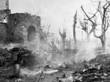 NZ forces capture Castle Hill at Cassino