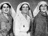 NZ nurses detained on way to Spanish Civil War