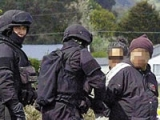 'Anti-terror' raids in Urewera