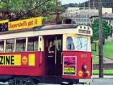 NZ's last electric tram trip
