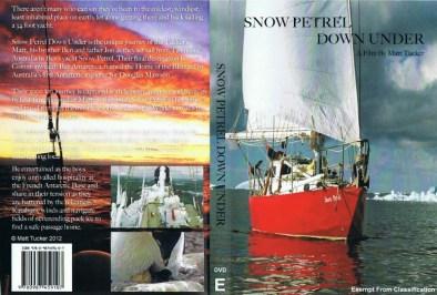 Snow Petrel | Storm Bay Books