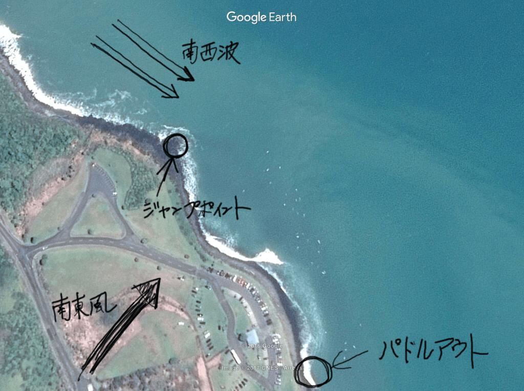 マヌベイでサーフィンをする際の注意点