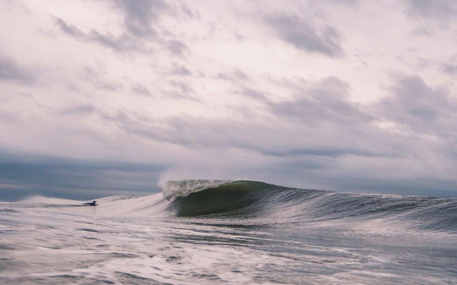 無理のない範囲のでかい波に挑戦すれば自分の限界を超えられる