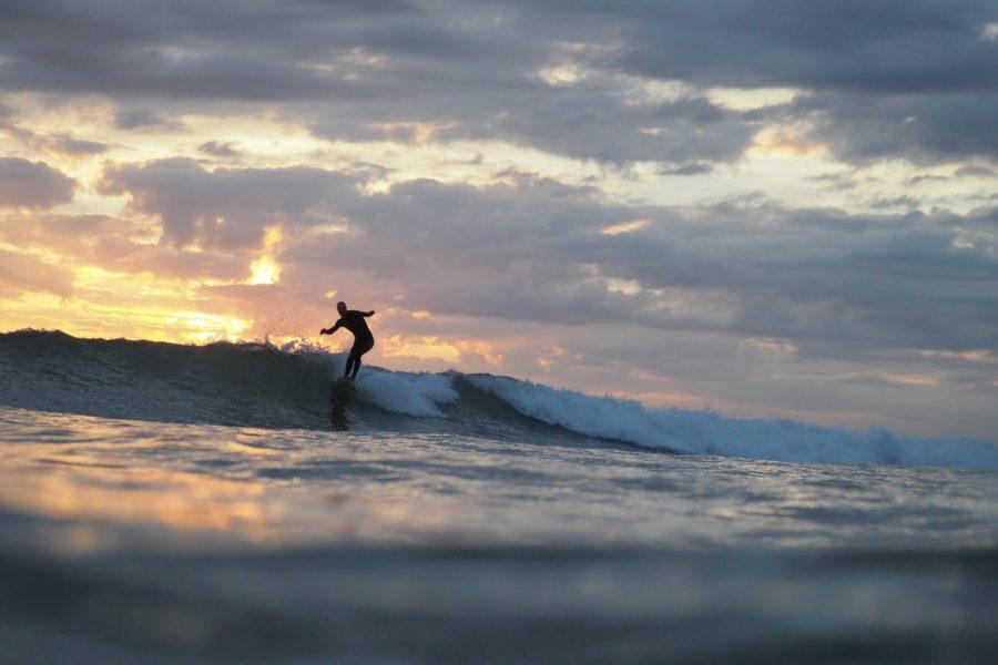 アクションカメラでもサーフィン水中撮影は可能