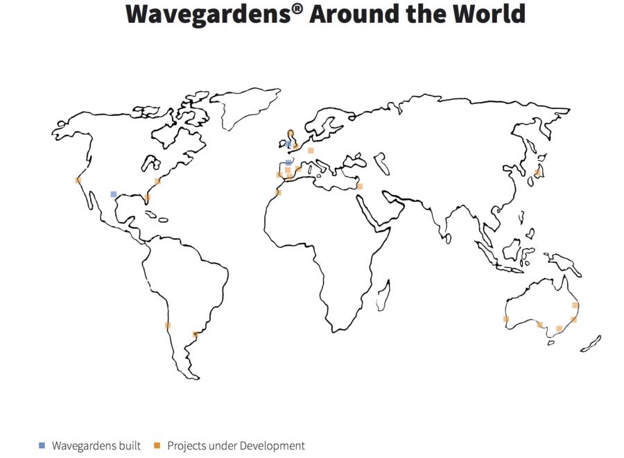 サーフィン専用ウェーブプール『ウェーブガーデン』が日本についに建設されます!