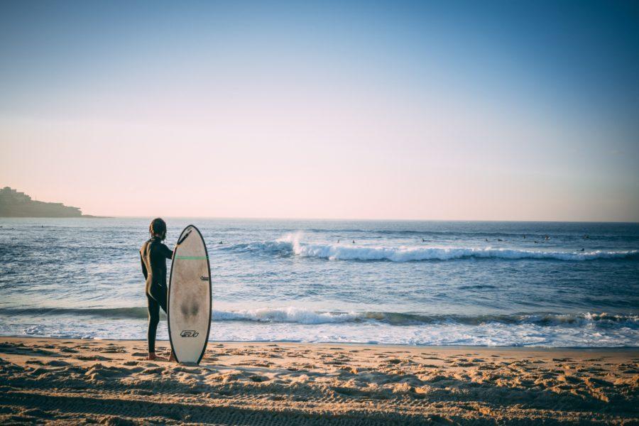 波のコンディションに合わせてサーフボードを選ぼう
