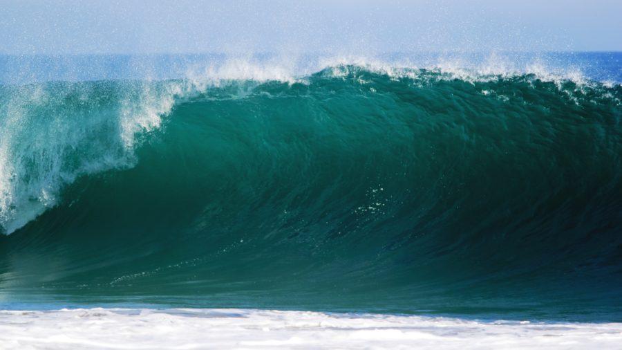 同じ波が来ないからサーフィンは難しい