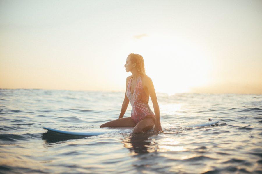 サーフィンを始めると心の底から未来が楽しみになる