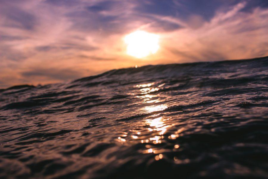 生きていることが実感できるのもサーフィンの魅力の一つ