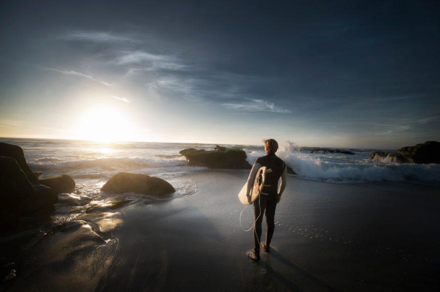 サーフィンに関わる仕事がしたい人のための記事