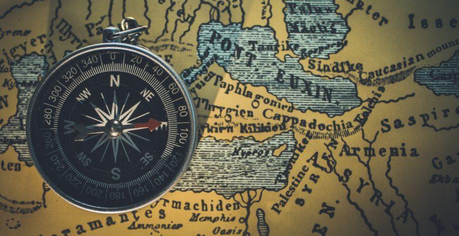 サーフトリップ先別のサーフスポット世界地図