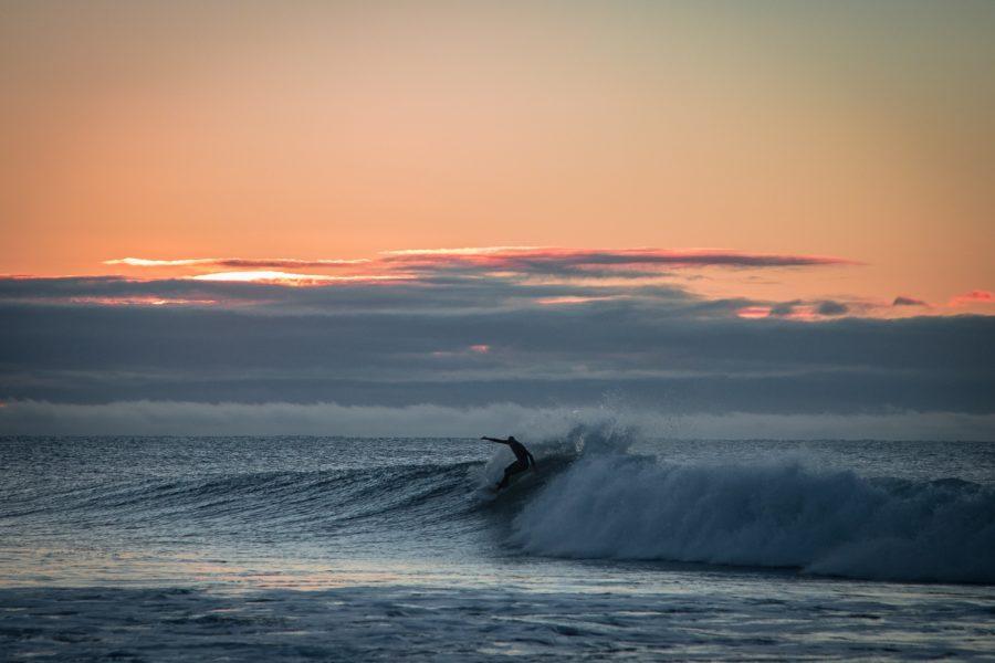 サーフィンは自由だから楽しい