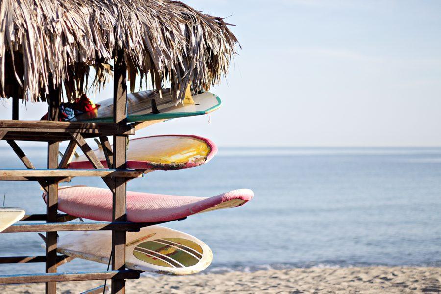 サーフィンを始めるなら、サーフボードは絶対に必要