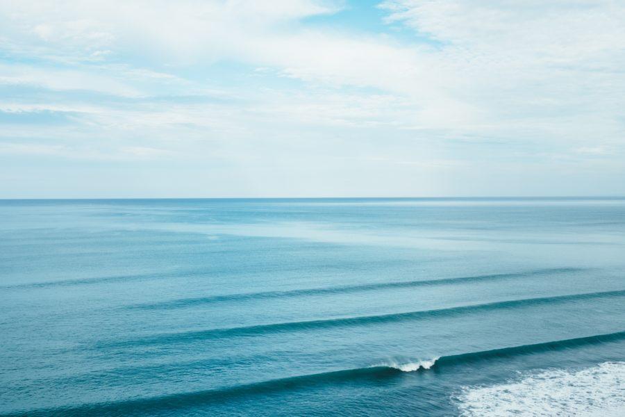 波予報を鵜呑みにせずに海に通えば極上の波と出会える