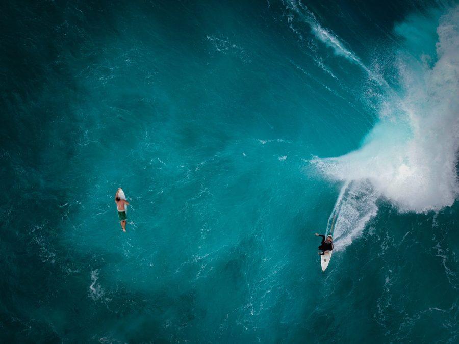 英語でサーフィンの褒め言葉