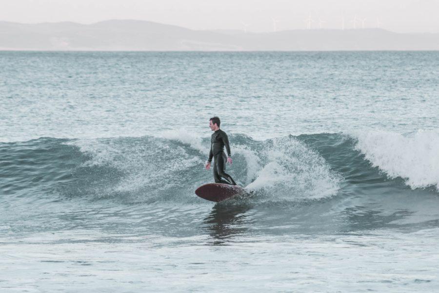 ロングボードサーフィンの魅力