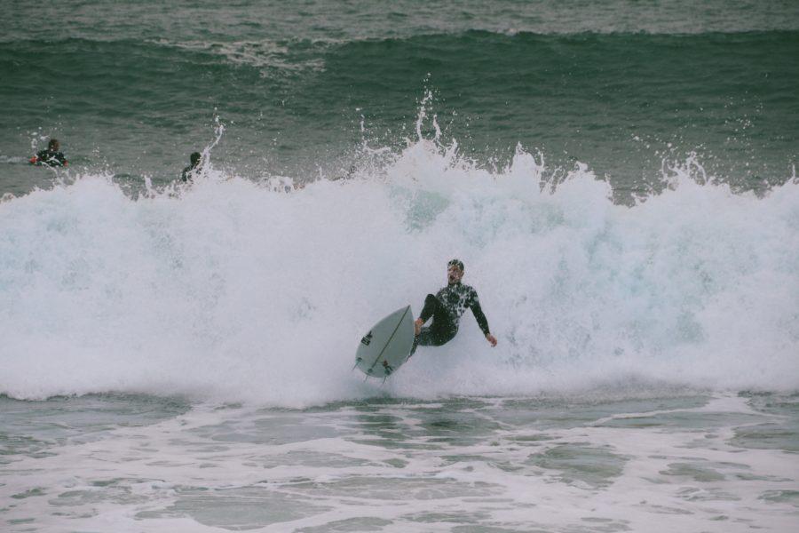 サーフィンには向き不向きがある