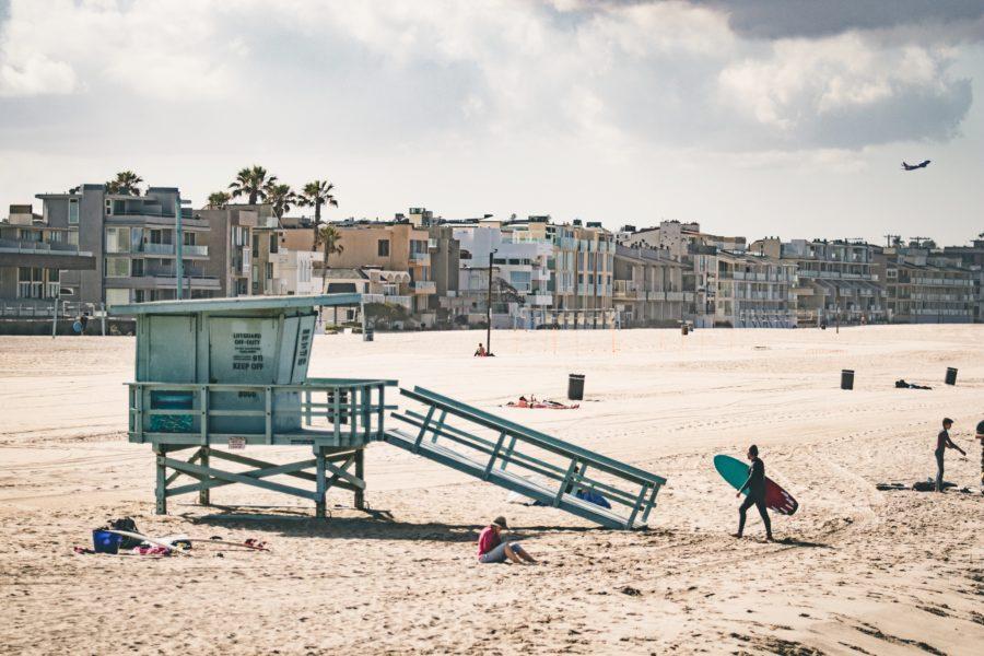 カリフォルニアは時差が多いがサーフトリップ先としての魅力は満点