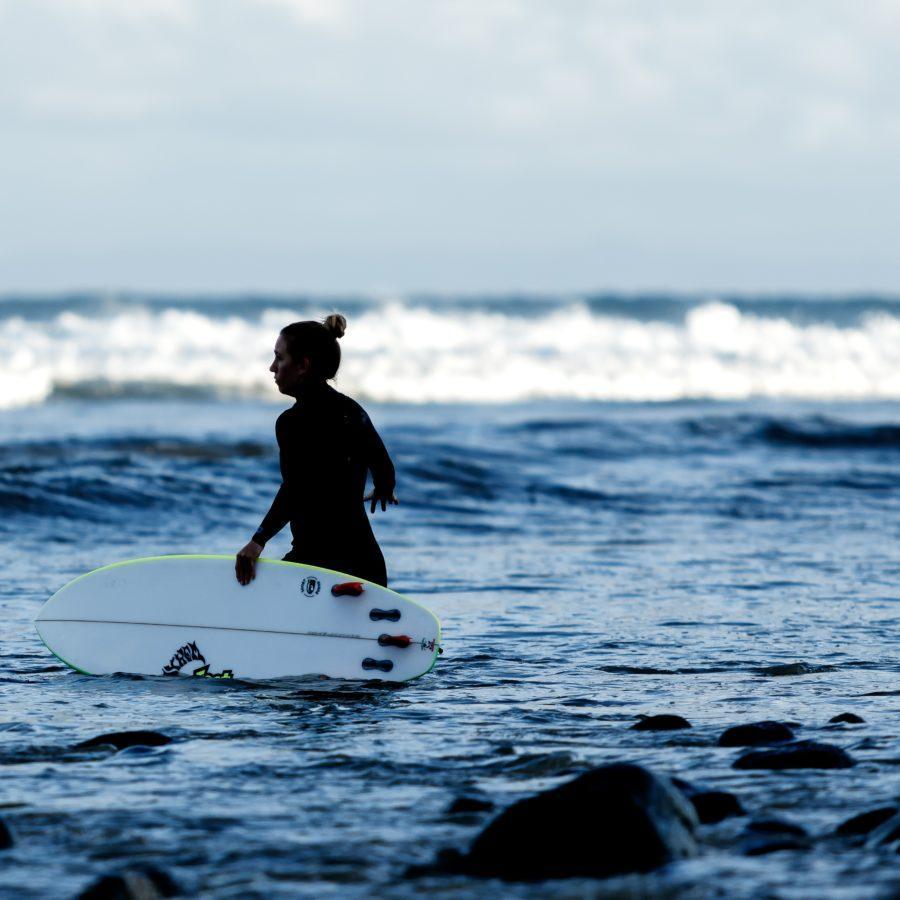 サーフボードの『幅』が与えるサーフィンへの『違い』