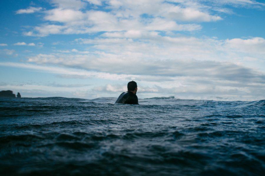 どんなことがあっても次の波を忍耐強く待つしかない