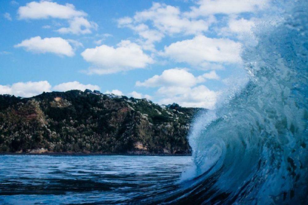 ラグランで最も長い距離のサーフィンを体験できるサーフスポット