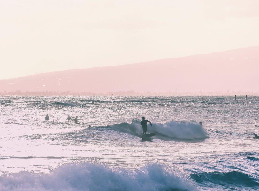 バランス力がないとサーフィンは上手くならない