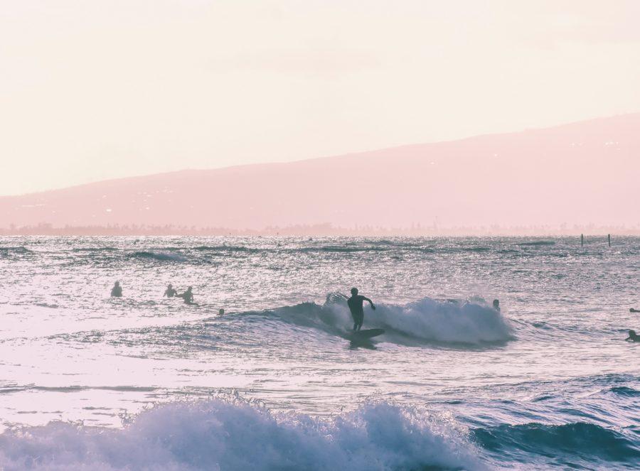 サーフィン初心者の練習にはセカンドピークがお勧め