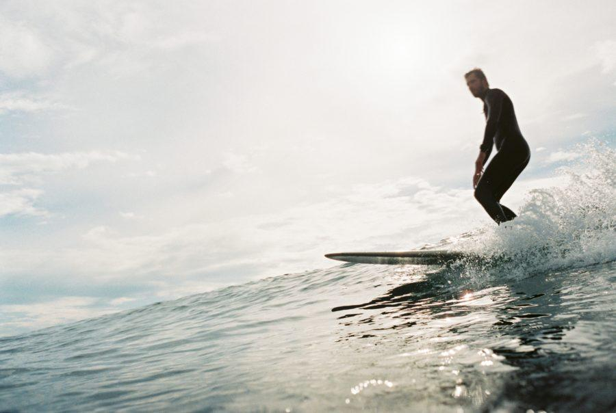 波に乗れば、あなたはみんなから注目される。波というステージに立てば生きる気力が湧いてくる