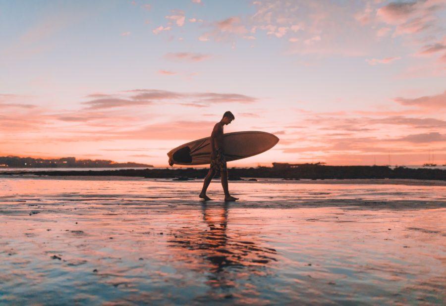 サーフィンは飽きない
