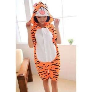 adult tigger summer onesie