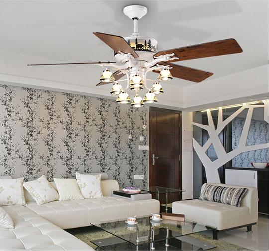 Ceiling Fan No Light