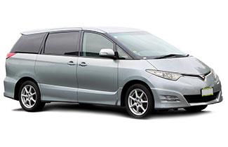 New Zealand Minivan Rental  8 Seater MPV