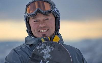 Ricky Otaki – Snowboard Trainer