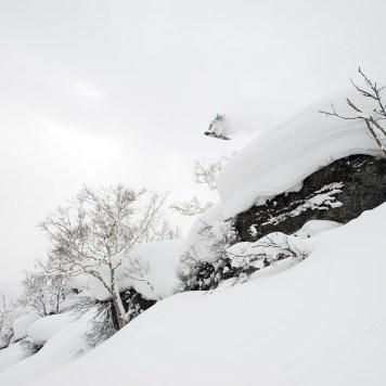 Keith Stubbs drop, photo by Glen Claydon
