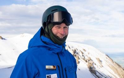 Ben Clarbrough – Snowboard Course Manager